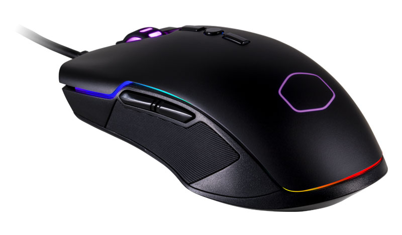 15666ed02fb Cooler Master CM310 Optical Gaming Mouse