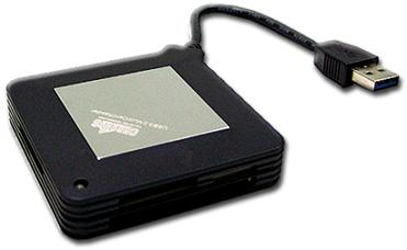 DRIVERS UPDATE: CHRONOS USB 6 IN 1 CARD READER