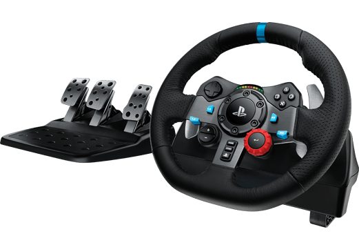 2744fdd19d7 Logitech G29 Driving Force Racing Wheel + Pedal Unit (PS3/PS4/PC)