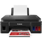 Canon PIXMA G3411 A4 Wi-Fi All-In-One (Print/Scan/Copy) - Black
