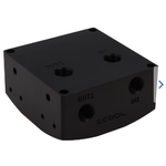 Alphacool Eisdecke Black Acetal G1/4 Top for D5 or VPP755 Pump