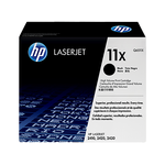 HP 11X Original LaserJet Toner Cartridge - High Yield, Black (Q6511X)