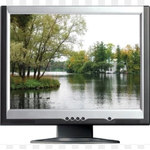"GeniSat 17"" 7007S Square Monitor"