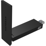 Netgear A6210 AC1200 Dual Band USB WiFi Adapter + Dock