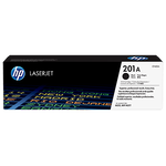 HP 201A Original LaserJet Toner Cartridge - Black (CF400A)