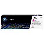 HP 201A Original LaserJet Toner Cartridge - Magenta (CF403A)