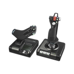 Logitech G X52 Pro H.O.T.A.S. Throttle & Stick Controller