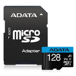 ADATA 128GB Class 10 Micro SDXC Card + Adapter