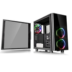 Thermaltake View 31 TG RGB Tempered Glass Mid-Tower Chassis (No-PSU, ATX, Window)