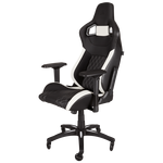 Corsair T1 RACE Gaming Chair - Black/White