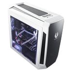 BitFenix Aegis Chassis - White (No-PSU, micro-ATX, No ICON Display)
