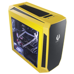 BitFenix Aegis Chassis - Yellow (No-PSU, micro-ATX, No ICON Display)