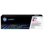 HP 201X Original LaserJet Toner Cartridge - High Yield, Magenta (CF403X)