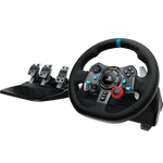 Logitech G29 Driving Force Racing Wheel + Pedal Unit (PS3/PS4/PC)