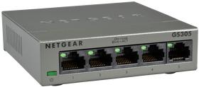 Netgear GS305 5-Port Gigabit Switch - Metal Case