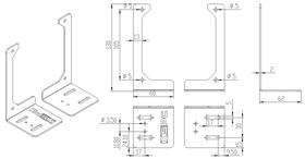 XSPC 120mm Universal Radstand V2