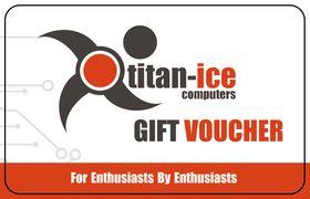 Titan Ice Gift Voucher - R5000