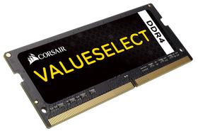 Corsair 4GB DDR4-2133 (1x4GB) SO-DIMM Module - CL15, 1.2V
