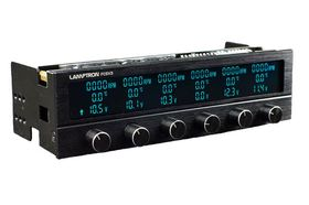 Lamptron FC5 V3 Fan Controller - Black
