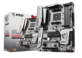 X370 XPower Gaming Titanium Motherboard