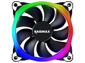 RaidMax NV-R120B RGB 120mm Fan
