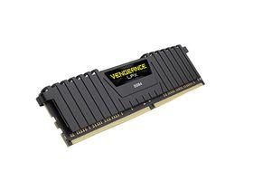 Corsair Vengeance LPX 8GB DDR4-2666 (1x8GB) - CL16, 1.2V, Black