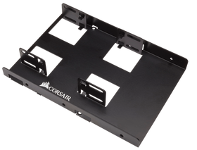 "Corsair Dual 2.5"" to 3.5"" SSD Bracket"