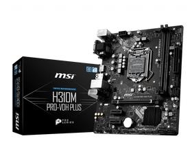 MSI H310M PRO-VDH PLUS Motherboard