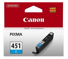 Canon CLI-451 Colour Ink Cartridge - Cyan