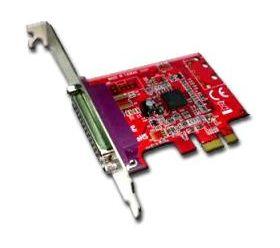 Chronos 1 Port Parallel PCI-E Card (PE952EP)