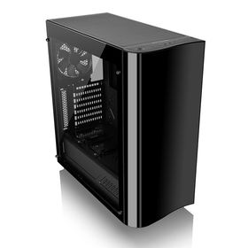 Thermaltake View 22 Tempered Glass Edition Mid-Tower Chassis (No-PSU, ATX, Window)