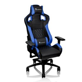 Thermaltake eSports GT Fit 100 Gaming Chair - Black/Blue
