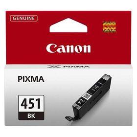 Canon CLI-451 Colour Ink Cartridge - Black