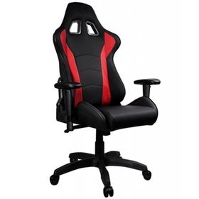 Cooler Master Caliber R1 Gaming Chair Black and Red