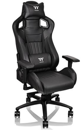 Thermaltake eSports X Fit 100 Gaming Chair - Black